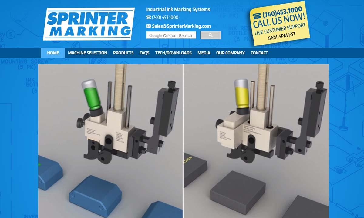 Sprinter Marking, Inc.