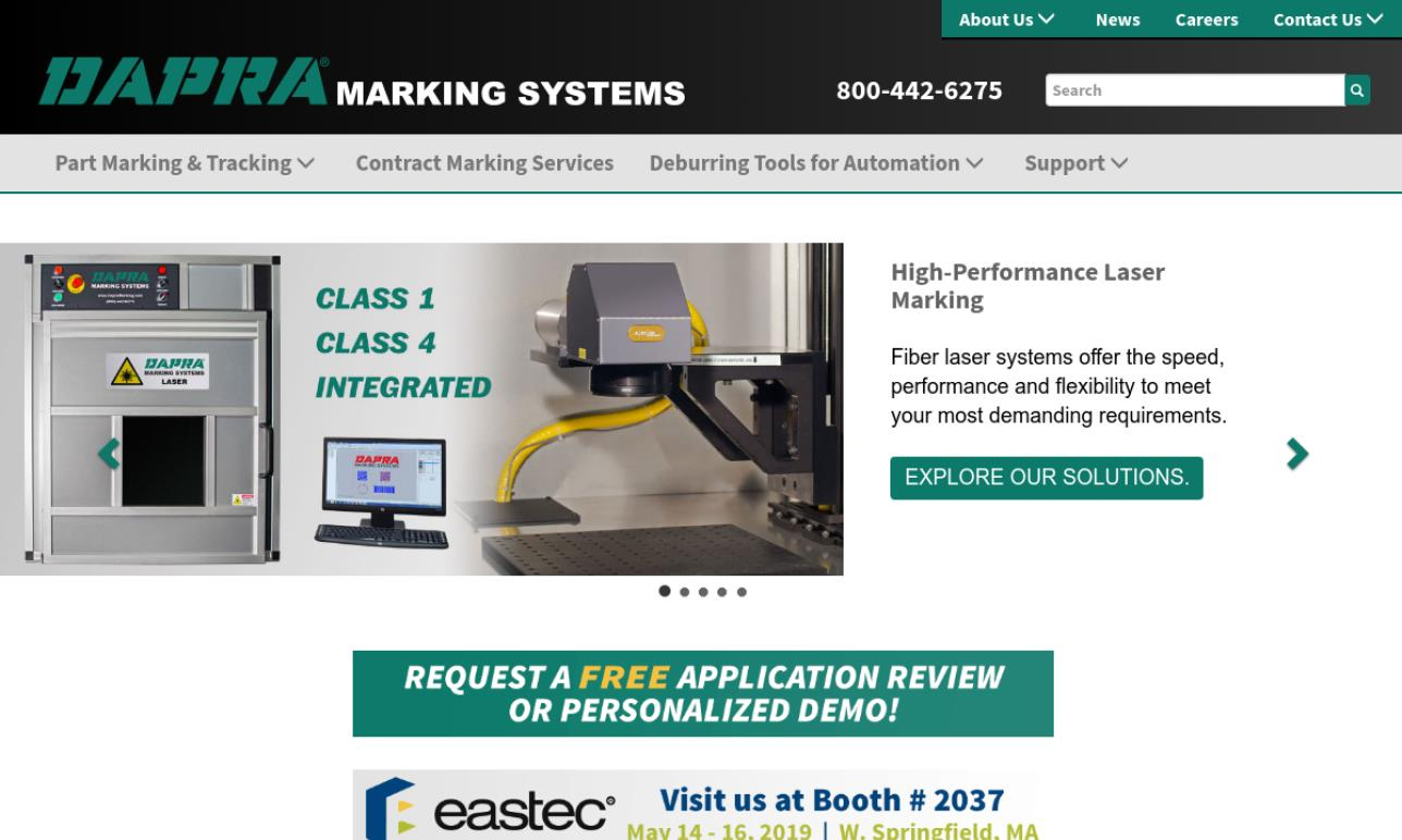 Dapra® Marking Systems