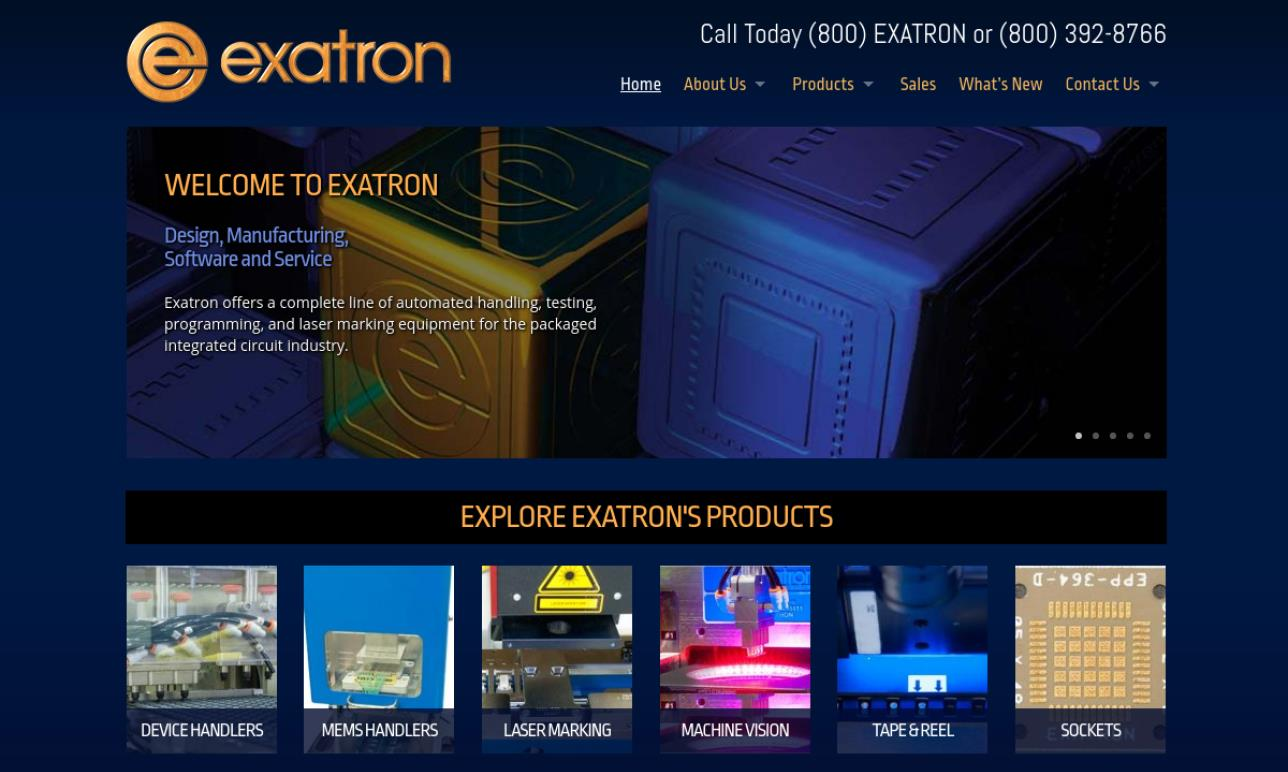 Exatron Automatic Test Equipment