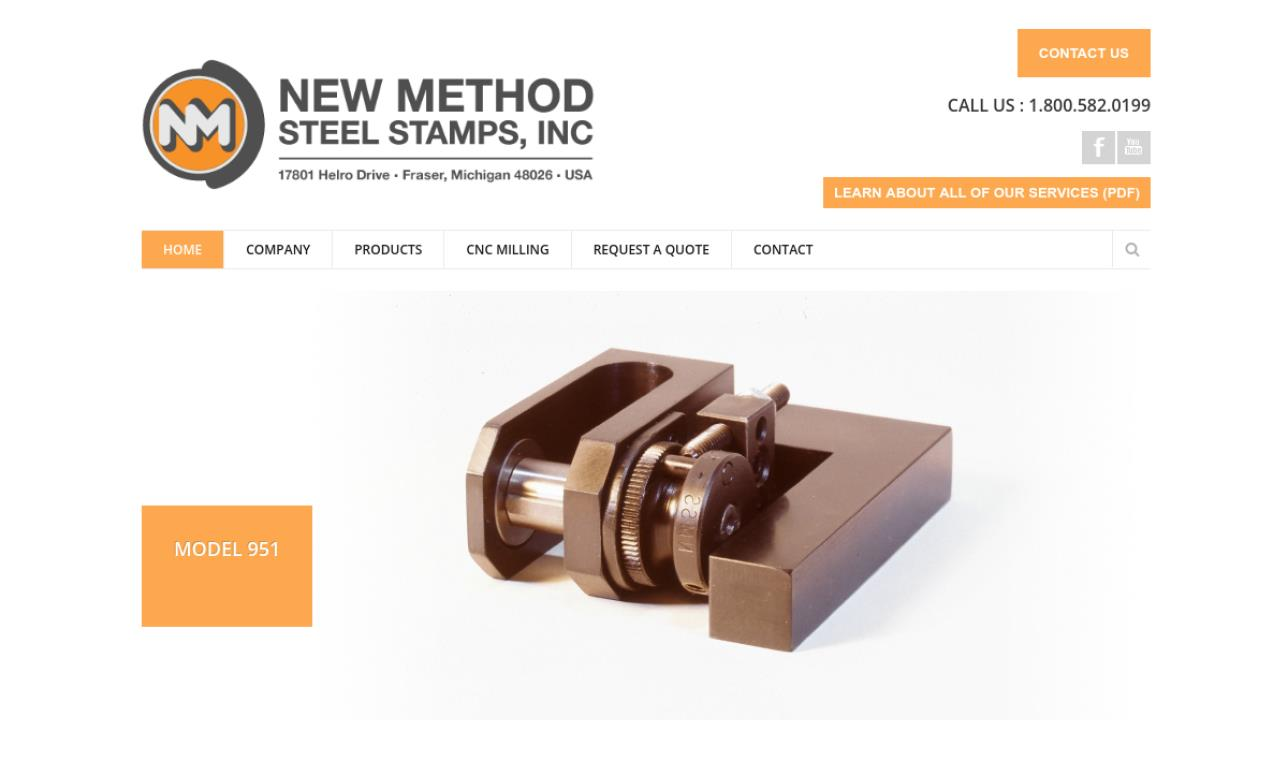 New Method Steel Stamps, Inc.
