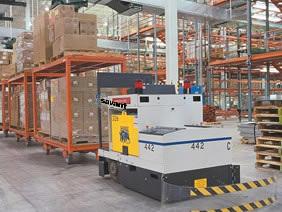 AGV Manufacturers – JBT Corporation