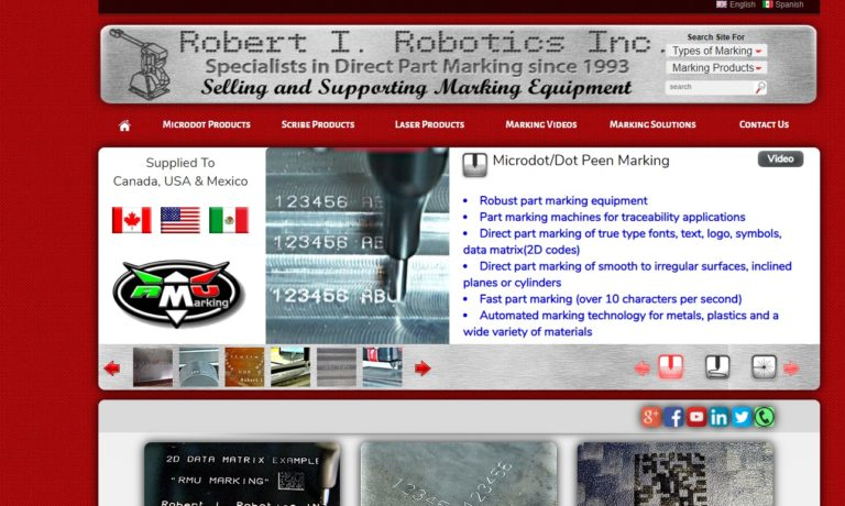 Robert I. Robotics, Inc.