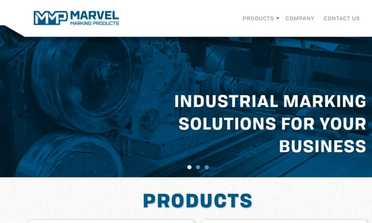 Marvel Marking Products Inc.